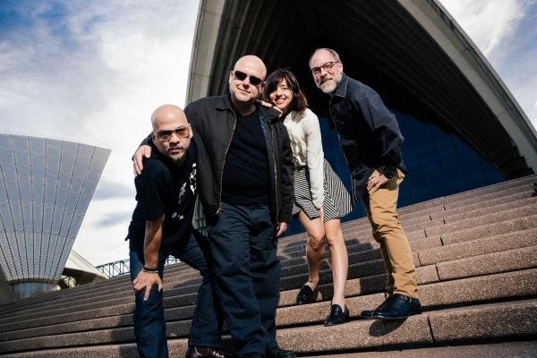 : The Pixies at Sydney Opera House