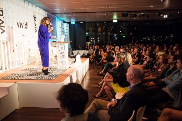 Vivid Sydney 2014 : Sara Critchfield - Vivid Ideas