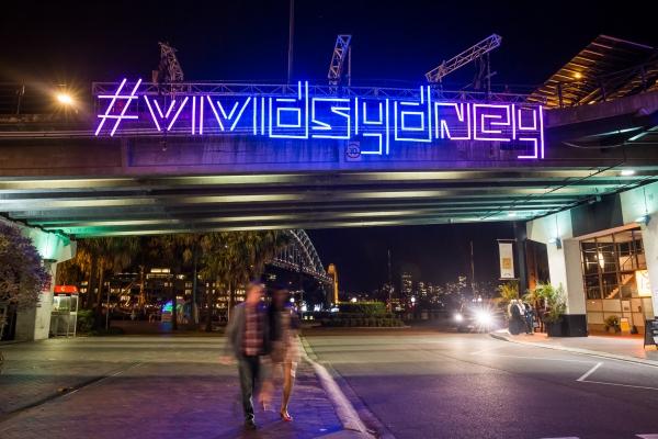 Vivid Sydney 2014 : #vividsydney