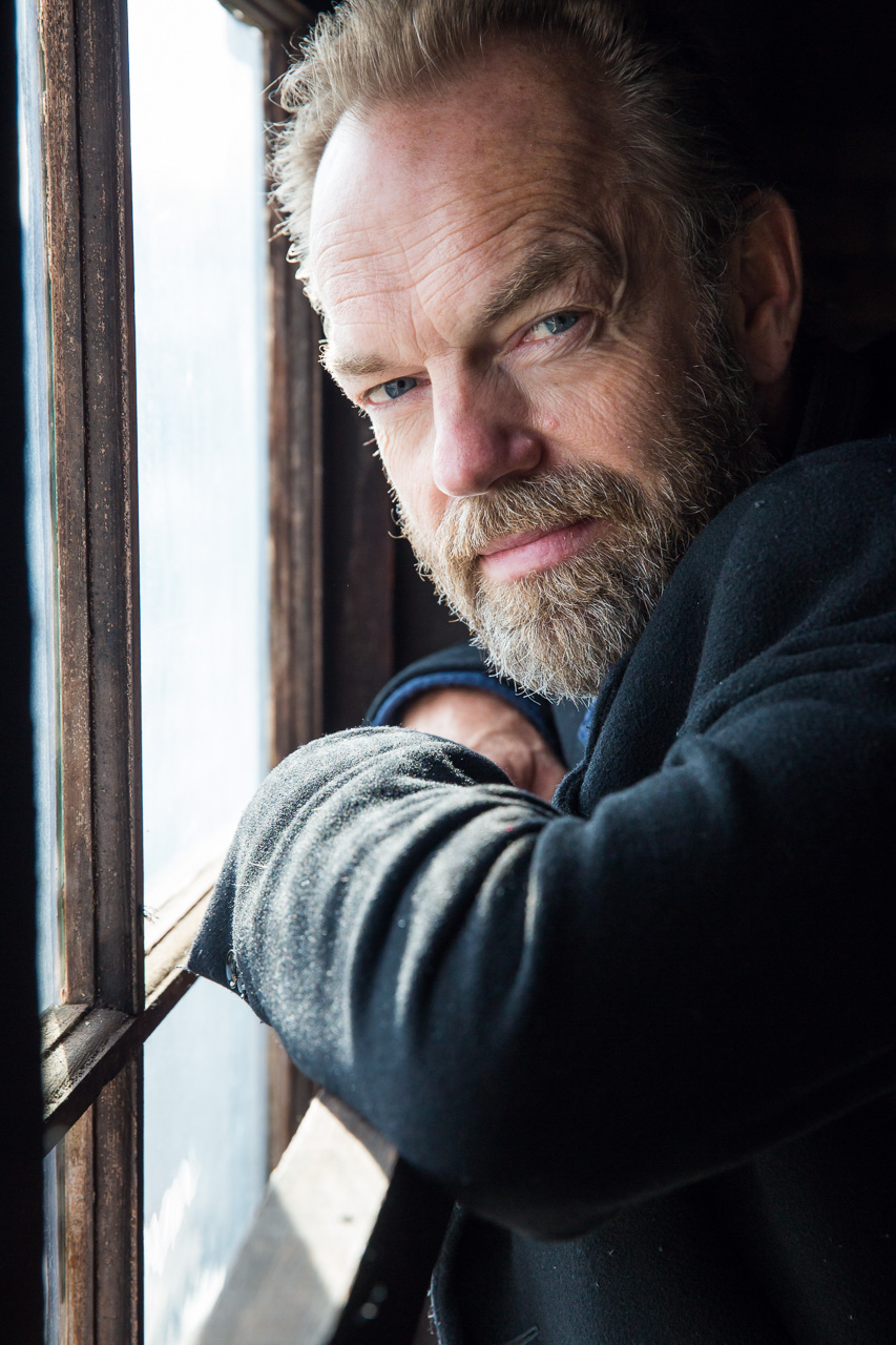 : Hugo Weaving - Macbeth