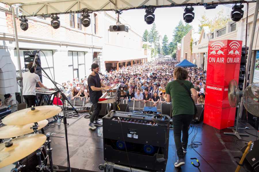 Laneway Festival Fremantle 2015 : Andy Bull