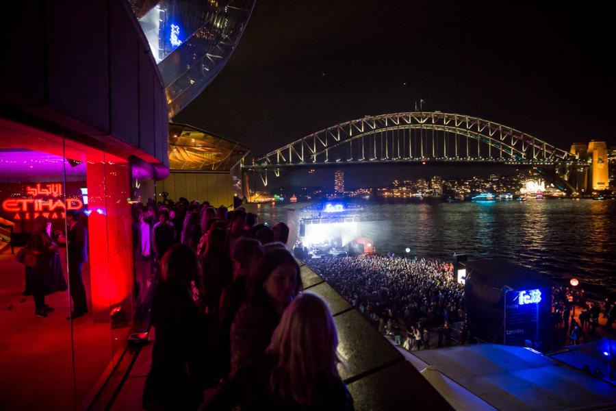 FCX - Ten Years of Future Classic : Vivid VIP Function Sydney Opera House