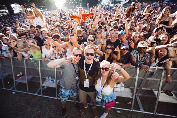 : Comp winners - Fremantle Laneway Festival 2016 Laneway Festival Fremantle Fremantle