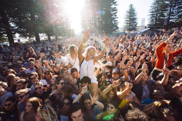 : Fremantle Laneway Festival 2016 Laneway Festival Fremantle Fremantle
