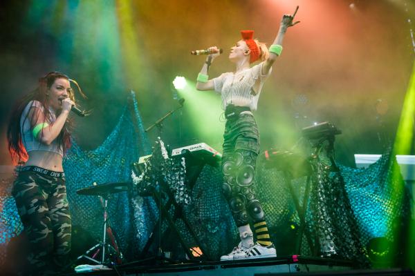 : Grimes - Adelaide Laneway Festival Adelaide Laneway Festival Adelaide