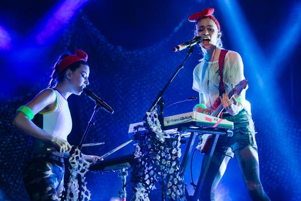 : Grimes - Brisbane Laneway Festival 2016 Brisbane Laneway Festival Brisbane