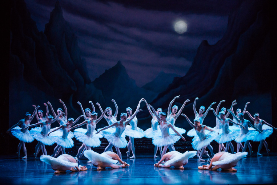 : Swan Lake - 1pm Dress Rehearsal Sydney Opera House Sydney